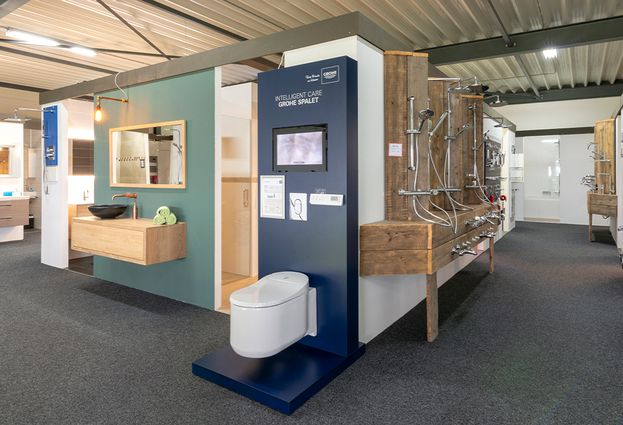 Over ons - 1. V&W Ruim aanbod badkamerproducten en tegels