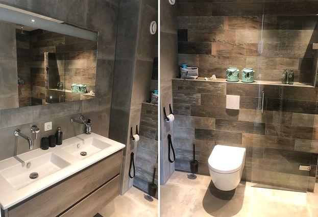 Warme badkamer in Doesburg - samenvatting