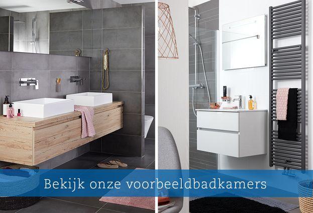 Plezier en gemak - Voorbeeld familiebadkamers