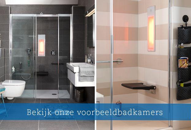 Comfortabel en veilig - Voorbeeld familiebadkamers