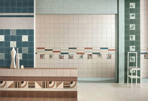 Sartoria maakt Terratinta compleet - 2. Portugees mozaïek en decoratieve tegels