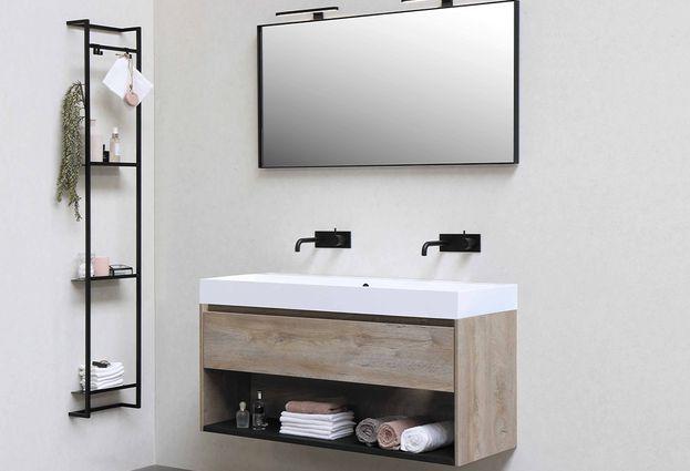 Proline badkamermeubels en wastafels - 1. Onderkasten in vele maten en kleuren