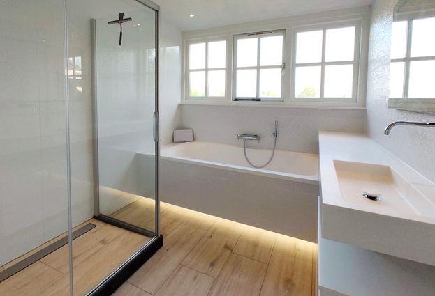 Kleine badkamer in Breukelen luxe ingericht - 1. Samenvatting