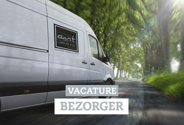 Vacature Bezorger - Vacature badkamermonteur - profiel en achtergrond