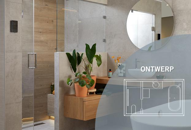Wellness badkamer in scandinavische stijl - Kenmerken Lifetime badkamer