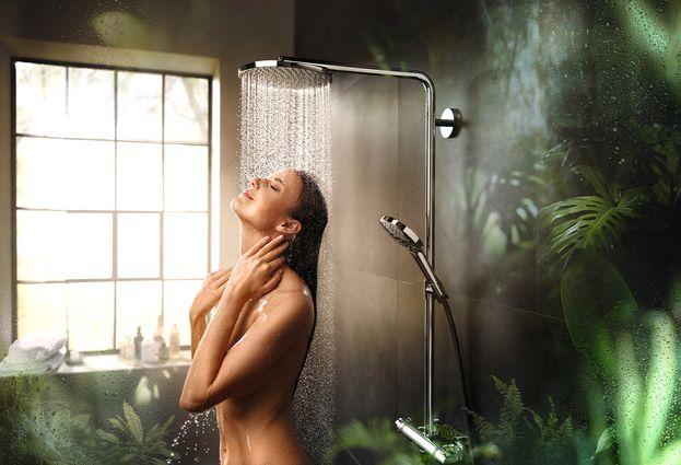 Hansgrohe douchesystemen - 2. Hansgrohe Showerpipe