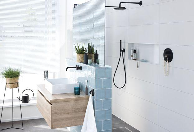 Badkamer indelen - 5 Hoe kleine badkamer indelen?