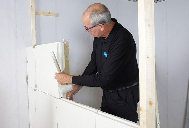 Badkamer installatie - 4 Aan de slag met de badkamerverbouwing