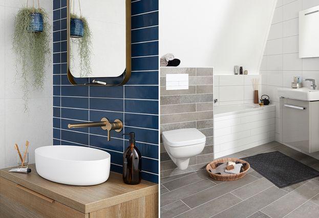 Kleine badkamers - Advies specialist kleine badkamers
