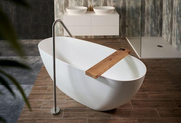 Vrijstaand bad - Advies van uw spec. - Vrijstaand bad