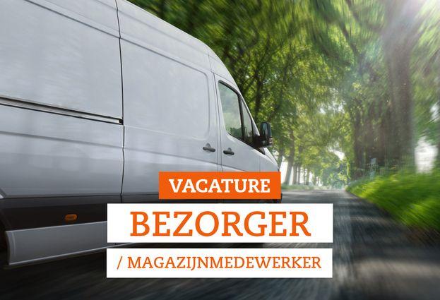 Vacature bezorger/magazijnmedewerker - Vacature bezorger - magazijnmedewerker - profiel en achtergrond