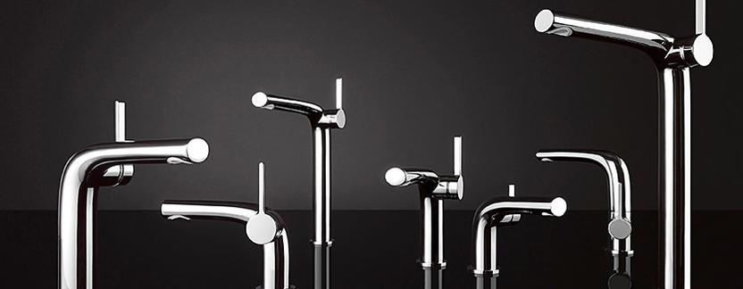 Luxe badkamer - diverse luxe designkranen