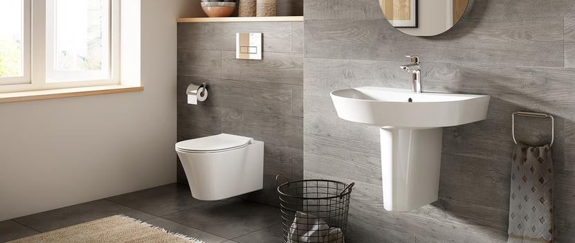 Scandinavisch Toilet ConnectAir